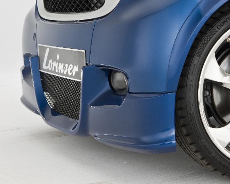 Lorinser Front Bumper Cover Smart ForTwo 98-07 - SM488 451 1001