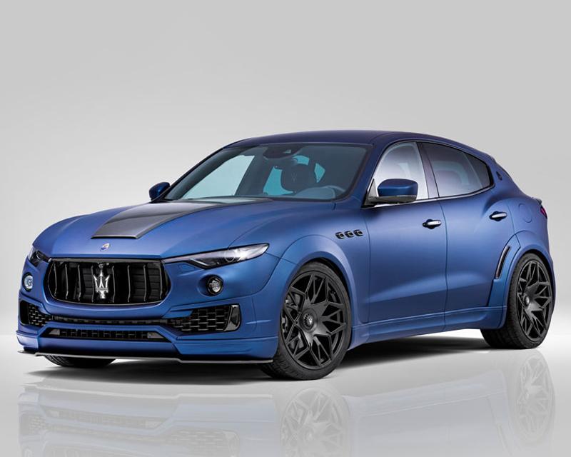 Novitec Esteso Widebody Kit Maserati Levante 2017+ - M6 003 25