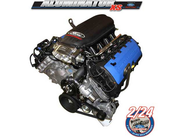 M 6007 A50xs Ford Racing 5 0l Aluminator Xs Crate Engine