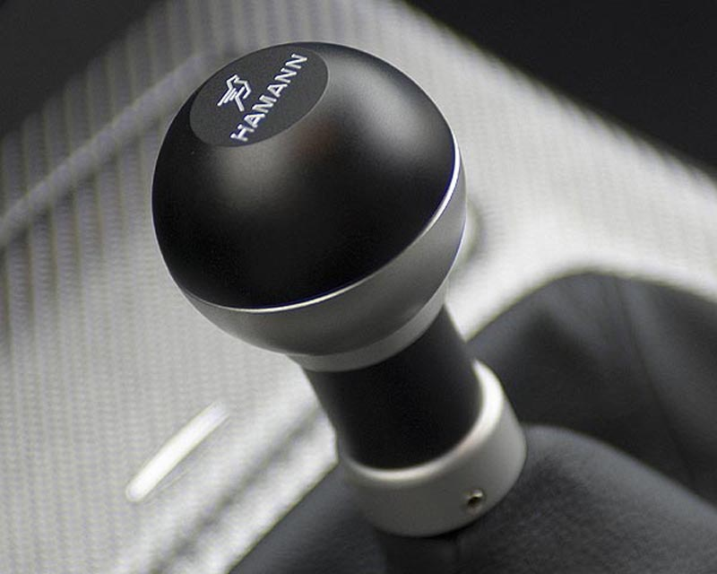 Hamann Sport Gearshift-Lever Knob 'Racing' BMW 3 Series Coupe 08-11