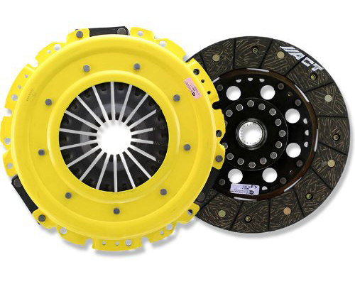 ACT SPSD Sport with Solid Street Disc Clutch Kit Mitsubishi Eclipse GST GSX 2.0L 6 Bolt 4G63 90-94 - MB1-SPSD