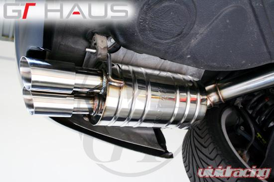 Meisterschaft Stainless GT Racing Exhaust Mercedes-Benz CLK55 AMG Coupe | Convertible 98-02 - ME0331201