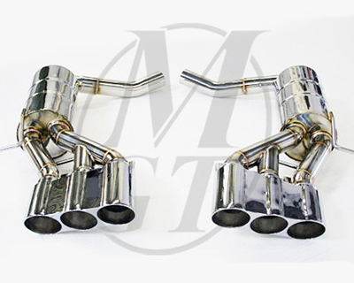 Meisterschaft Stainless GT Racing Exhaust 6x83mm Tips Mercedes-Benz E55 AMG 03-06 - ME0531210