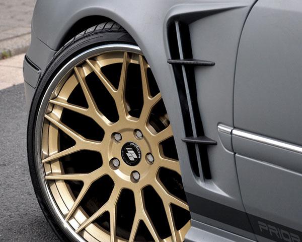 Prior Design Vented Fender Set Mercedes-Benz CL-Class W215 00-06 - 4260609891935