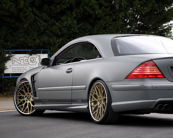 Prior Design Side Skirts Mercedes-Benz CL-Class W215 00-06 - 4260609891928