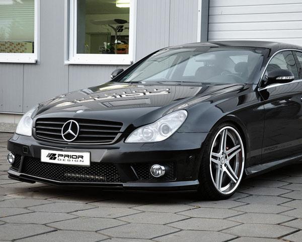 Prior Design PD600 Front Bumper Mercedes-Benz CLS-Class W219 04-10 - 4260609892246