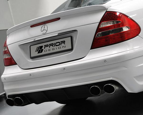 Prior Design PD65 Rear Bumper Cover Mercedes-Benz E-Class W211 03-09 - 4260609892444