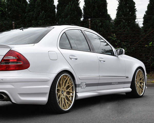 Prior Design PD65 Side Skirts Mercedes-Benz E-Class W211 03-09 - 4260609892451
