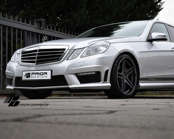 Prior Design PD500 Front Bumper Cover Mercedes-Benz E-Class Sedan W212 10-16 - 4260609892529