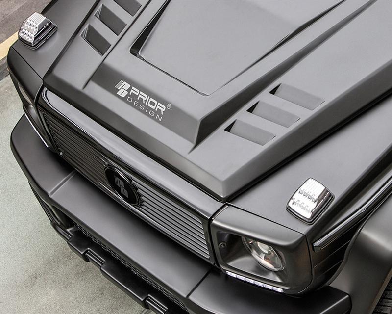 Prior Design PD Vented Hood Mercedes-Benz G-Class W463 05-18 - 4260609892734