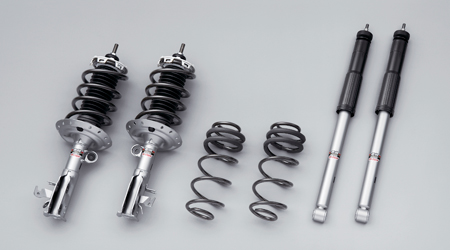 MUGEN Suspension Kit not Adjustable 02 Type B Honda Fit GE6-9 09-13