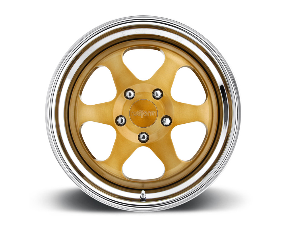Rotiform MHG 3-Piece Forged Concave Center Wheels - MHG-3PCFORGED-CONCAVE