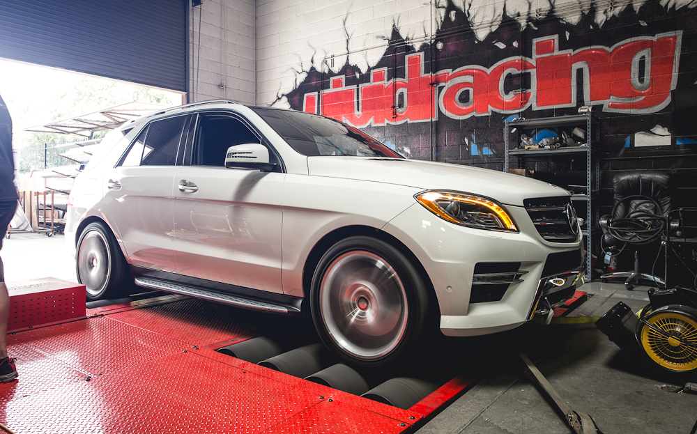 VR Tuned ECU Flash Tune Mercedes ML500 | ML550 4.7L Bi-Turbo V8 W166 408HP - VRT-MB-ML550-408