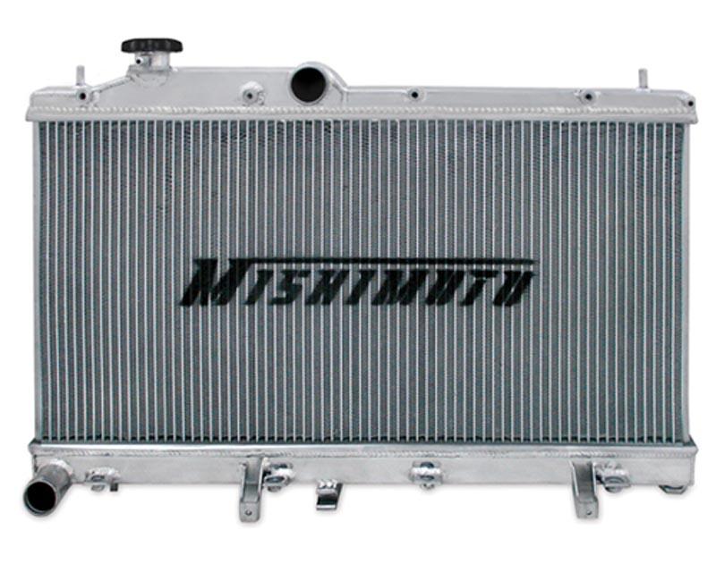 Mishimoto Aluminum Radiator Subaru WRX STI 08-12 - MMRAD-STI-08