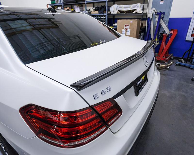 Mod E63 Spoiler Mode Carbon Bootlid Spoiler Mercedes