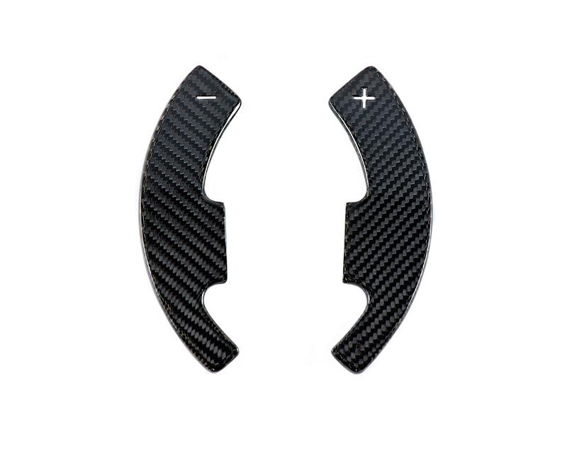 Image of Mode Carbon Extended DCT Paddles BMW M3 E90 E92 E93 08-13
