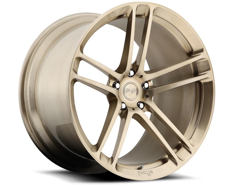 Niche Monotec Zen T26 20x12 Wheel - MONOZENT262012