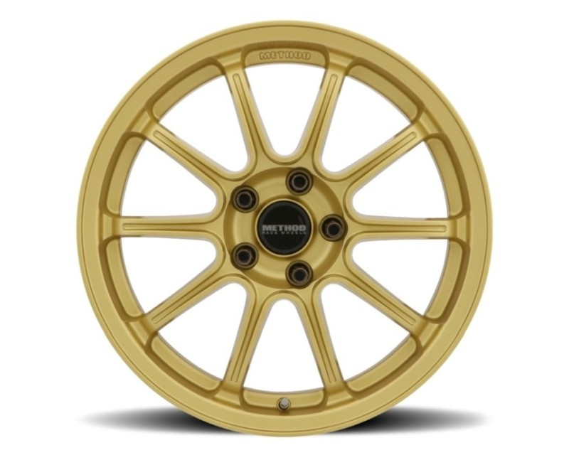 Method MR503 RALLY Wheel 18x8 5x4.5 42mm Gold - MR50388012142