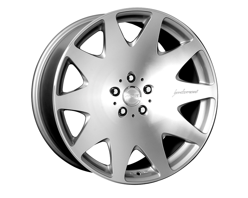 MRR Design Chrome HR3 Wheel 22x10.5 - HR0322A55xx24CR