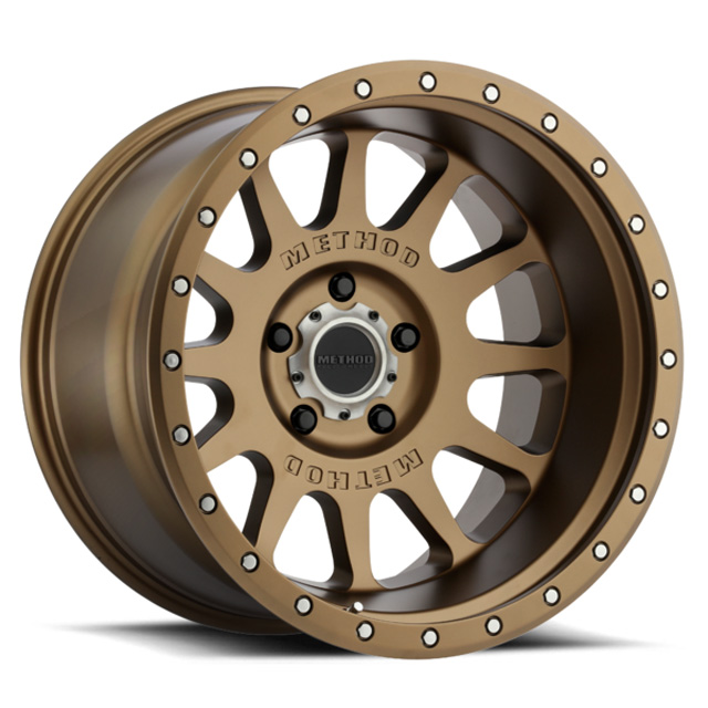Method MR605 NV Bronze Wheel 20x10 5x5.5 -24mm - MR60521055924N