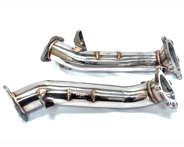 MXP Stainless Race Downpipes Nissan GT-R R35  09-20 - MXTPR35
