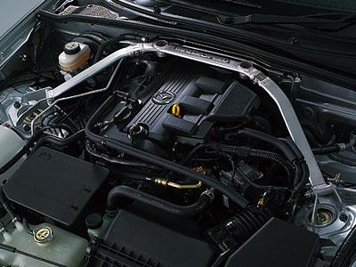 Mazdaspeed Front Strut Tower Bar Mazda MX-5 Miata 09-12 - MZS40238212B01