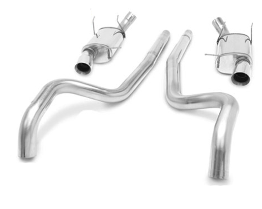 MagnaFlow Catback Street Series Exhaust Ford Mustang GT 5.0 11-13 - 15589