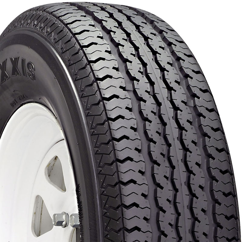 Maxxis Tire M8008 ST ST205 75 R15 101 C1 BSW - DT-46112