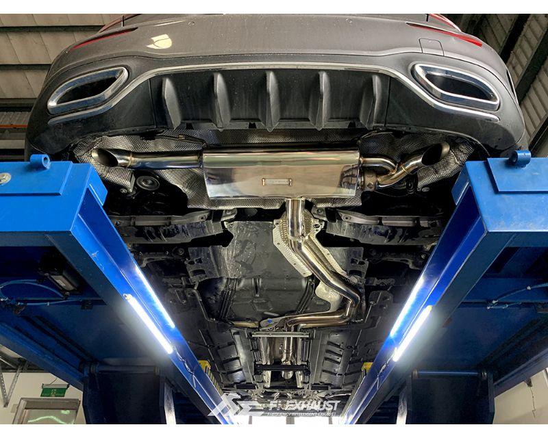 QUAD EXHAUST TIPS FOR MERCEDES C63 W212 W204 W207 CLS ML350 C300 C350 E350 E550