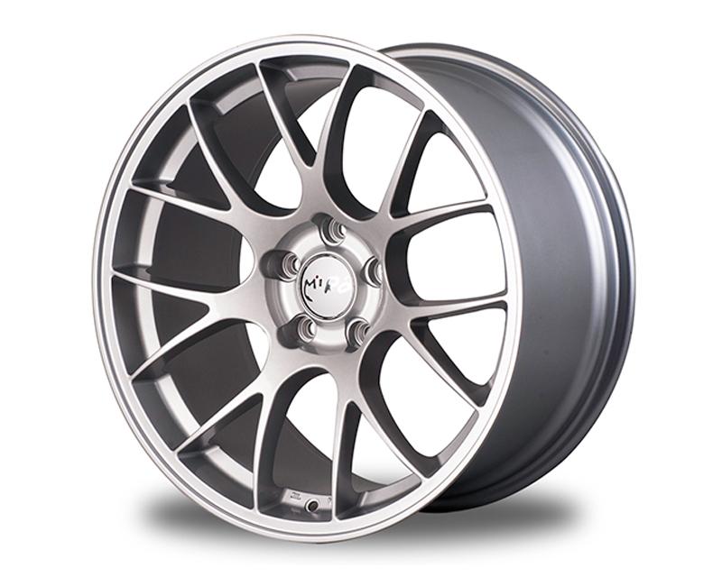 MiRo Type 112 18x8.5 5x112 ET35 CB57.1 Full Silver