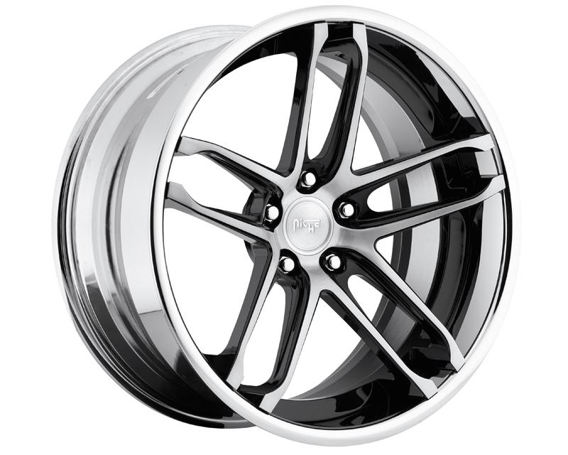 Niche Wheels 3-Piece Series A230 Monaco 21 Inch Wheel