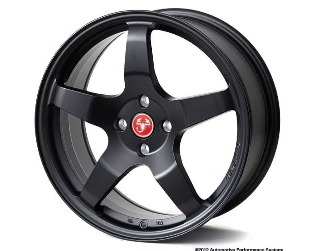 Neuspeed RSe05 Wheel 17x7.5 4x98 +35mm Satin Black - NF.880501B