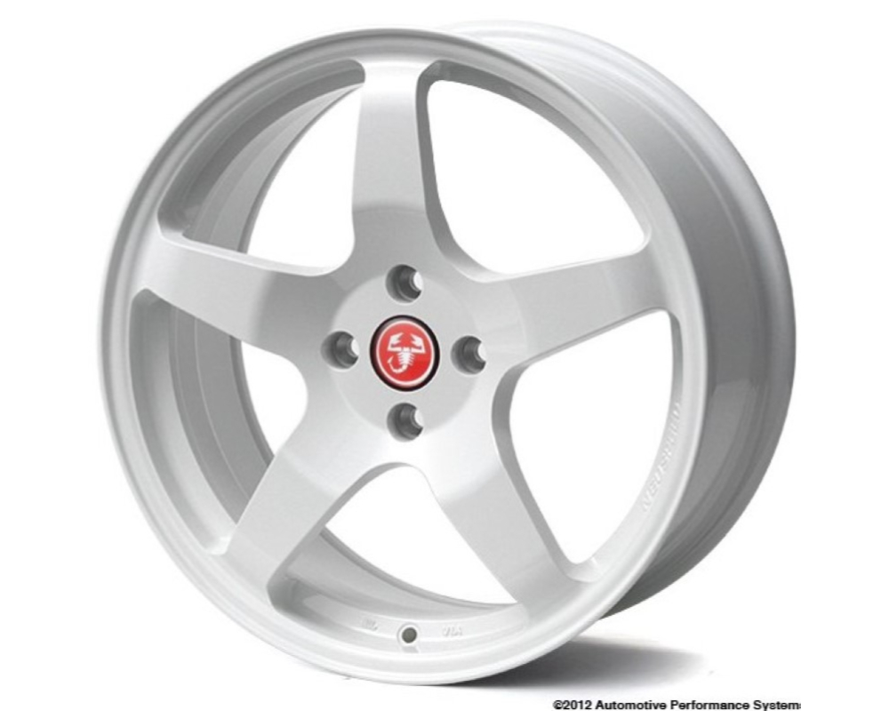 Neuspeed RSe05 Wheel 17x7.5 4x98 +35mm White - NF.880501W