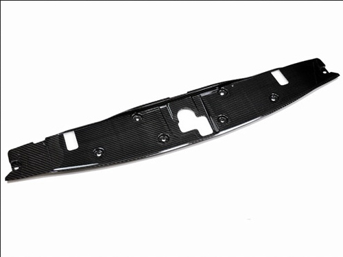 AutoTecknic Pre-Preg Dry Carbon Fiber Cooling Plate Nissan GT-R R35 09-18 - NS-0009