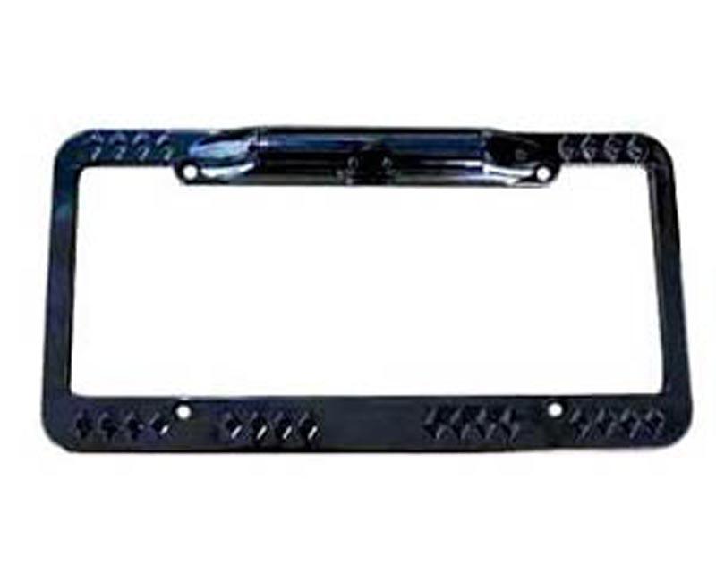 Universal License Plate Frame Backup Camera w/ Night Vision - NTV-KIT171