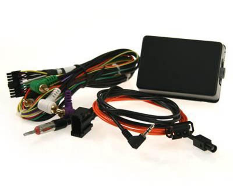 MOSTHUR-997 Headunit Replacement Module for Porsche Vehicles