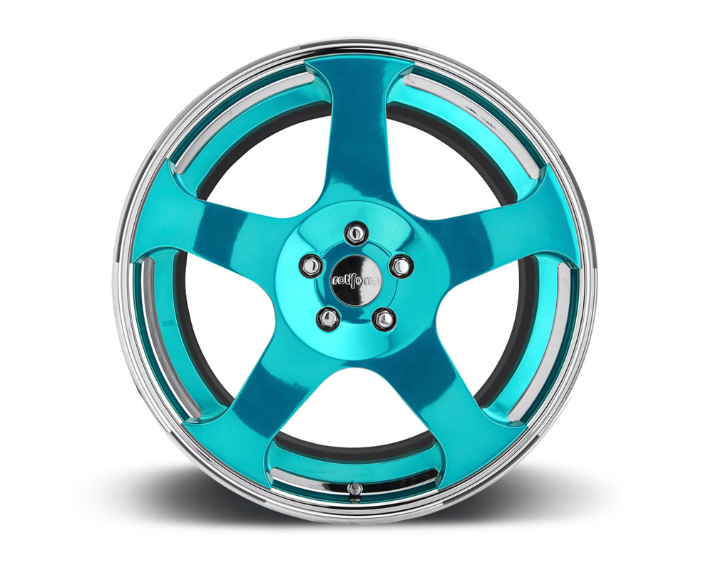Rotiform NUE 3-Piece Forged Flat/Convex Center Wheels - NUE-3PCFORGED-FLAT
