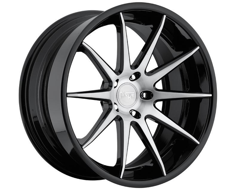 Niche Wheels 3-Piece Series A220 Spa 18 Inch Wheel - 3PCSPA18
