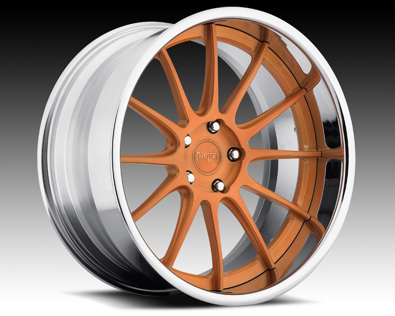 Image of Niche Wheels 3-Piece Series H360 Agile 18 Inch Wheel