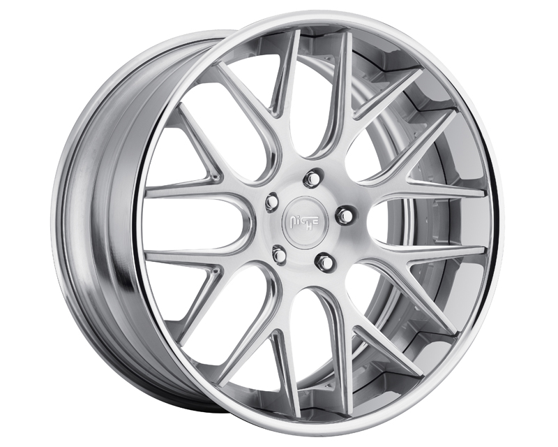 Niche Wheels 3-Piece Series A300 Circuit 19 Inch Wheel