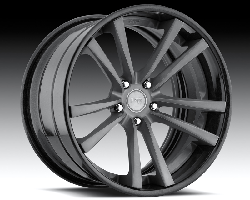 Image of Niche Wheels 3-Piece Series A320 Concourse 18 Inch Wheel