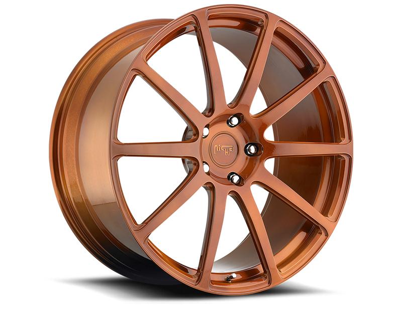 Niche Monotec Scuderia 10 T21 19x11 Wheel - MONOSCUDERIA10T21 1911