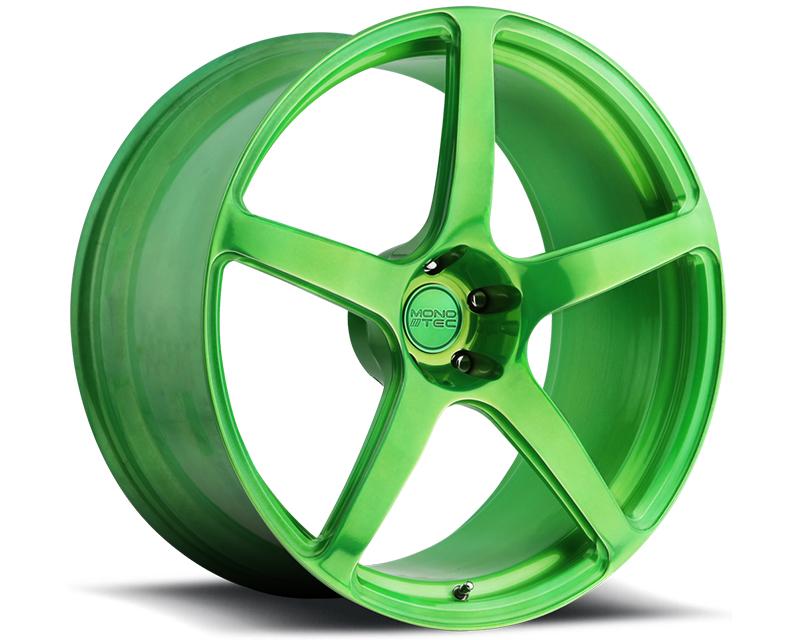 Niche Monotec Scuderia 5 T19 21x10.5 Wheel - MONOSCUDERIA5T192110.5