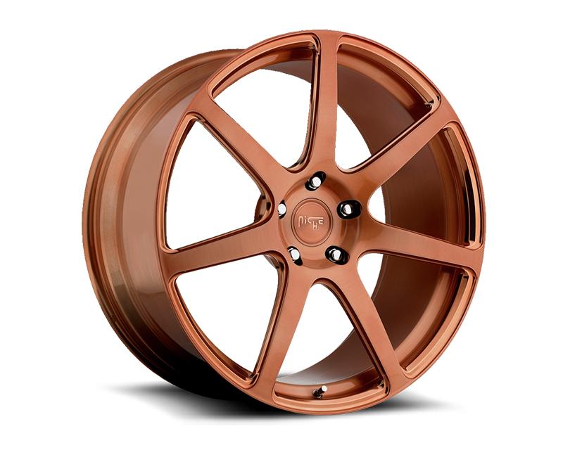 Niche Monotec Scuderia 7 T20 19x10 Wheel - MONOSCUDERIA7T201910