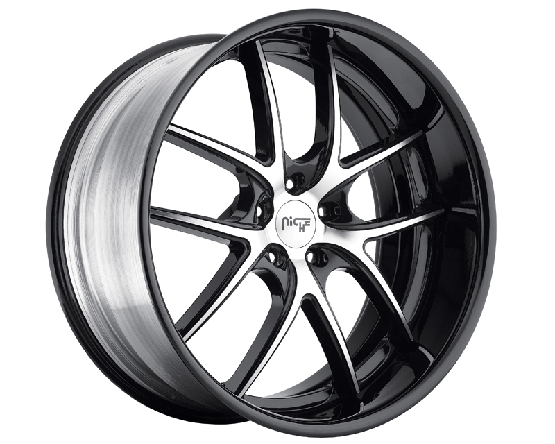 Niche Wheels Track Series M215 Targa Wheel Polished Only 20x12