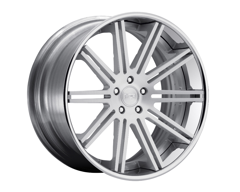 Niche Wheels 3-Piece Series A240 Touring 19 Inch Wheel - 3PCTOURING19