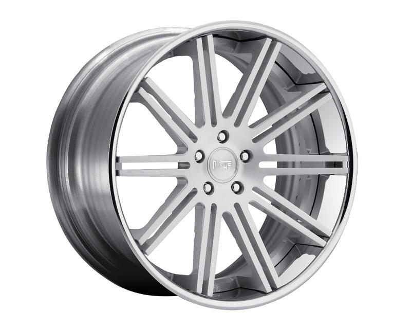 Niche Wheels 3-Piece Series A240 Touring 22 Inch Wheel