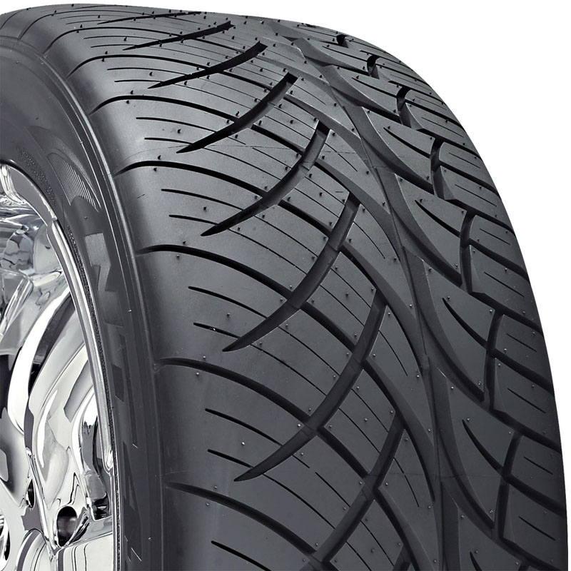 Nitto NT420S 275 55 R19 111V SL BSW - DT-40625