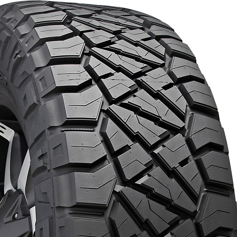 Nitto Ridge Grappler 37 X13.50R22 LT 128Q F2 BSW - DT-41802