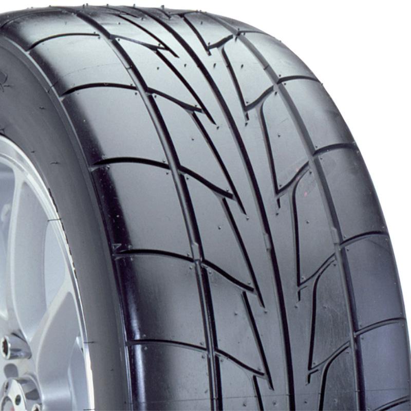 Nitto NT555R Drag Radial Tire 275 /40 R17 93V SL BSW - 180700